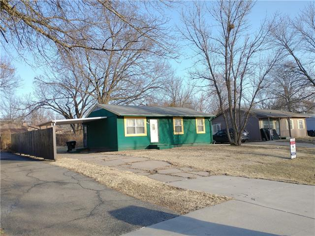 3048 SE Michigan Avenue Property Photo - Topeka, KS real estate listing