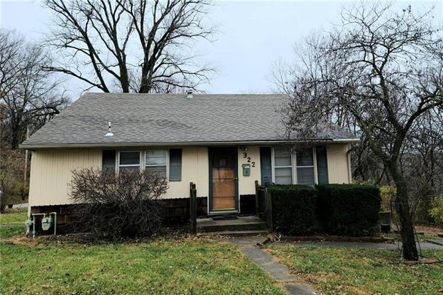 322 Beverly Avenue Property Photo - Excelsior Springs, MO real estate listing