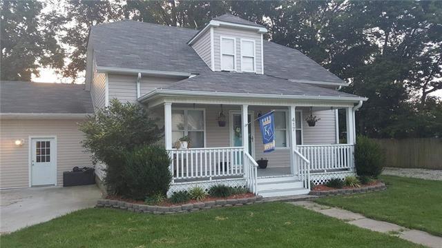 417 S Graham Street Property Photo - Leeton, MO real estate listing