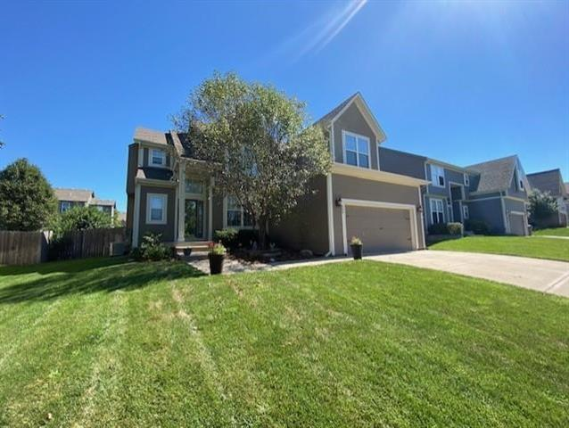 866 S JAIDE Lane Property Photo - Olathe, KS real estate listing