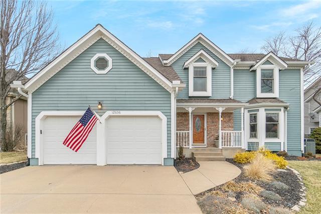 12636 W 121st Terrace Property Photo - Overland Park, KS real estate listing