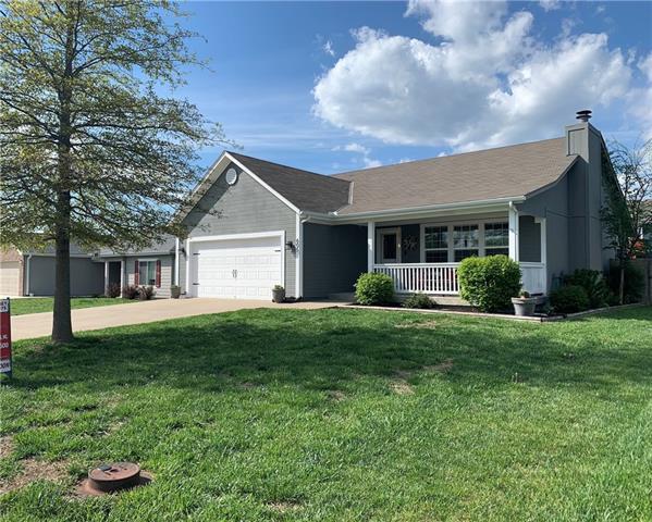 605 W 4th Street Property Photo - Wellsville, KS real estate listing