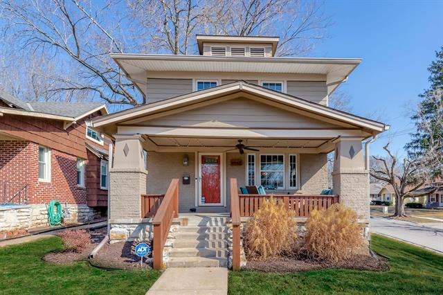 6043 Cherry Street Property Photo - Kansas City, MO real estate listing