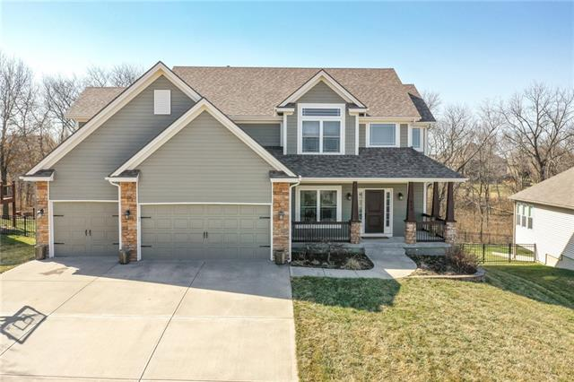 613 Tomahawk Court Property Photo - Smithville, MO real estate listing