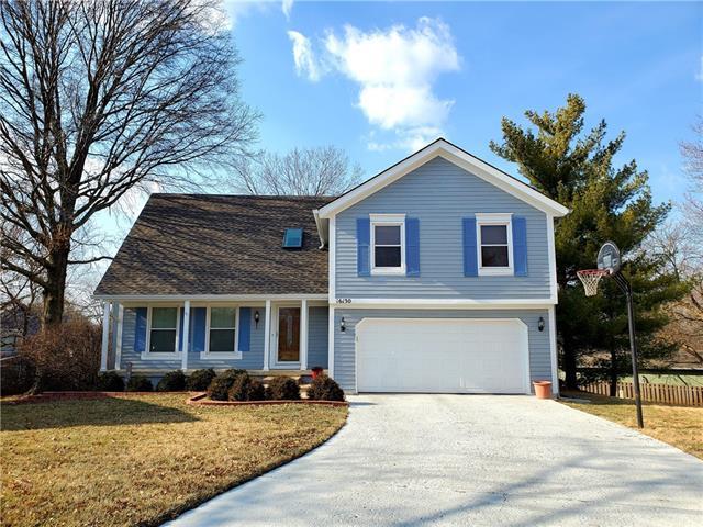 16130 W 147th Terrace Property Photo - Olathe, KS real estate listing