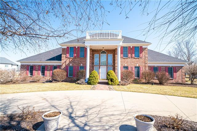 4802 S Cove Drive Property Photo - St Joseph, MO real estate listing