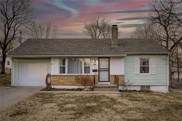 518 W 88th Street Property Photo - Kansas City, MO real estate listing