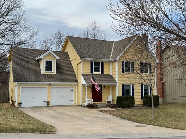 6808 Clairborne Road Property Photo - Shawnee, KS real estate listing