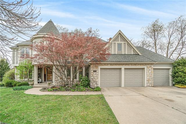 12412 Delmar Street Property Photo - Leawood, KS real estate listing