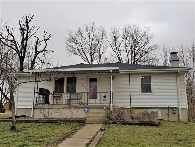 109 W North Depot Street Property Photo - Centerview, MO real estate listing