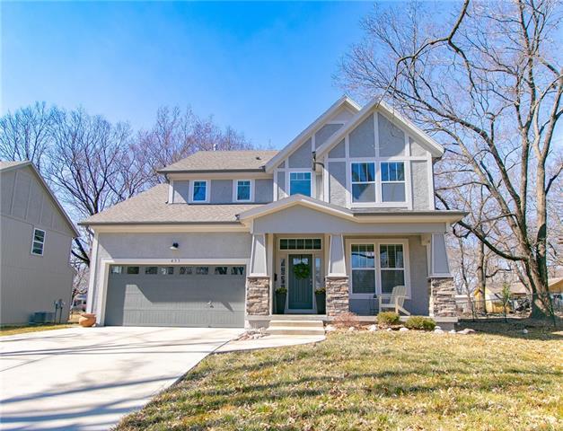 433 S Harrison Street Property Photo - Olathe, KS real estate listing