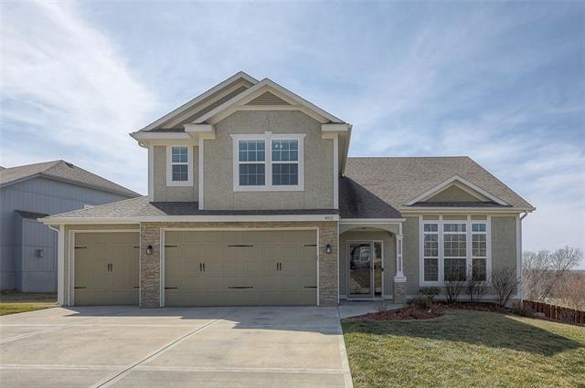 482 S 138th Street Property Photo - Bonner Springs, KS real estate listing
