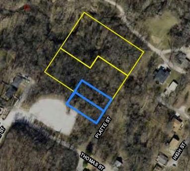 Platte Street Property Photo - Weston, MO real estate listing