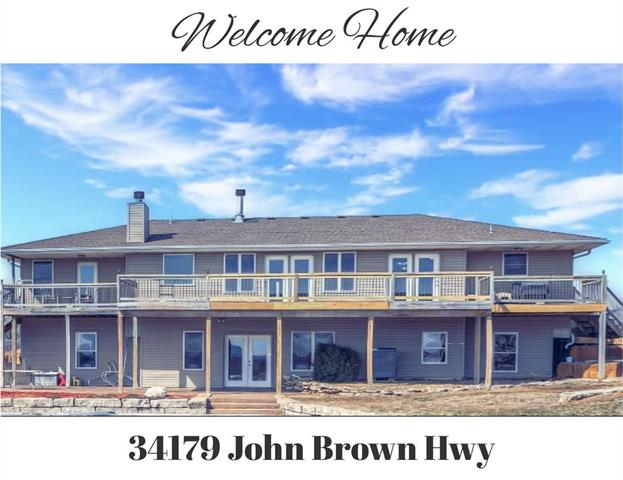 34179 John Brown Highway Property Photo - Osawatomie, KS real estate listing