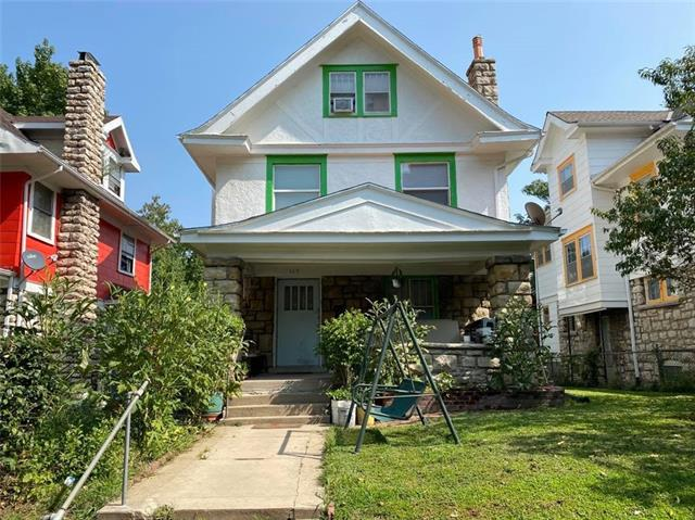 119 N Kensington Avenue Property Photo - Kansas City, MO real estate listing