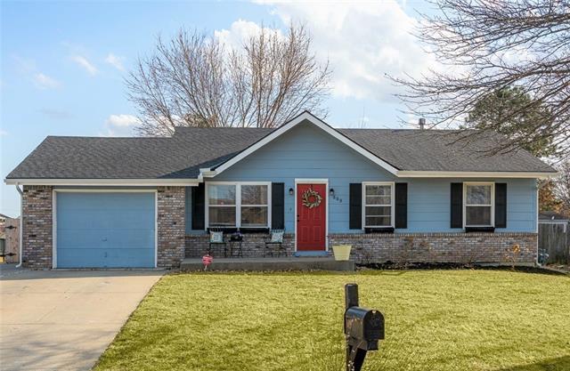 609 E 13th Street Property Photo - Eudora, KS real estate listing