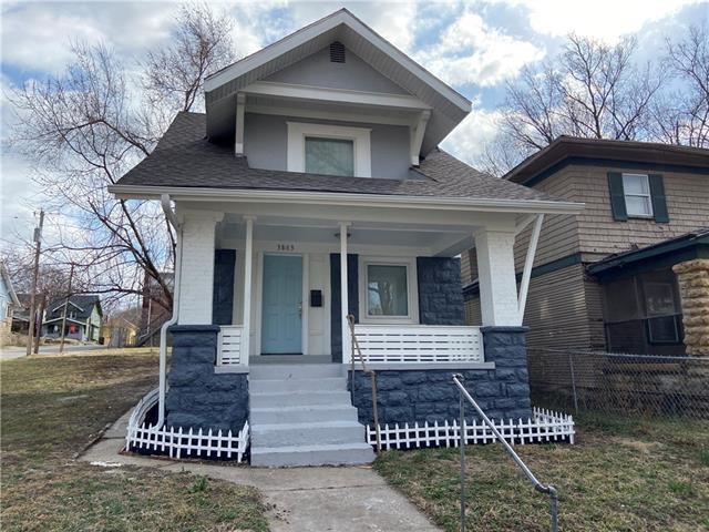 3803 S Benton Avenue Property Photo - Kansas City, MO real estate listing