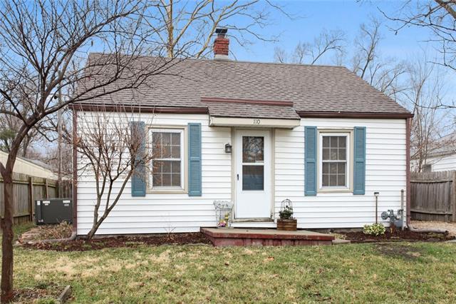 110 S Pine Street Property Photo - Gardner, KS real estate listing