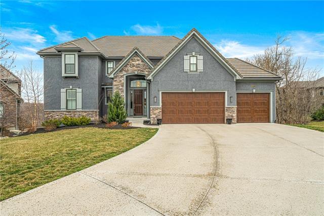 8831 Vista Drive Property Photo - Lenexa, KS real estate listing