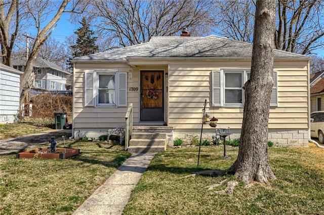 1709 S Evanston Avenue Property Photo - Independence, MO real estate listing