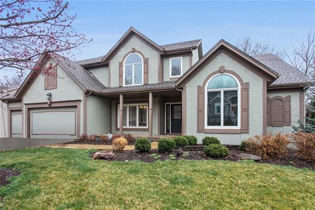 7619 Eicher Drive Property Photo - Shawnee, KS real estate listing