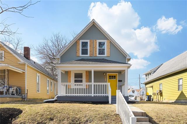 2526 BELLEFONTAINE Avenue Property Photo - Kansas City, MO real estate listing