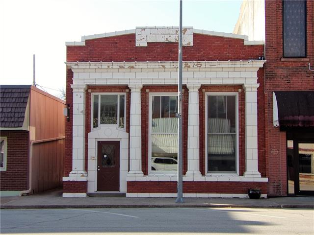 509 Main Street Property Photo - Mound City, KS real estate listing