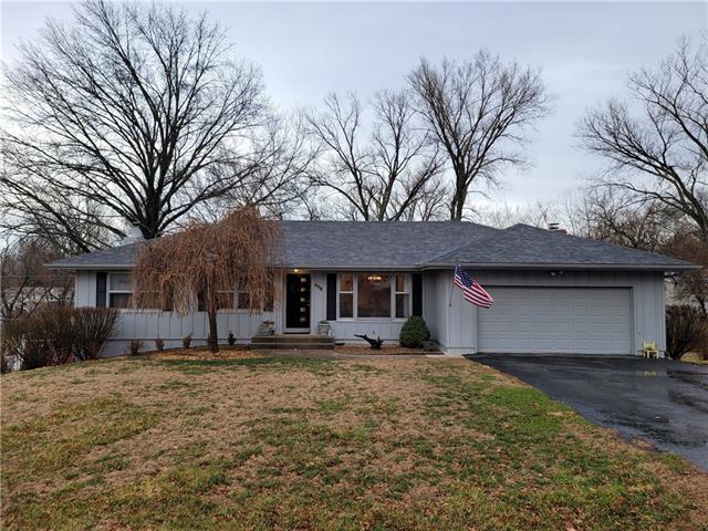 608 Herkimer Street Property Photo - Oskaloosa, KS real estate listing