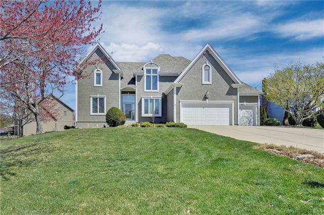 12837 Haskins Street Property Photo - Overland Park, KS real estate listing