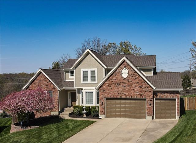 12709 S Darnell Street Property Photo - Olathe, KS real estate listing