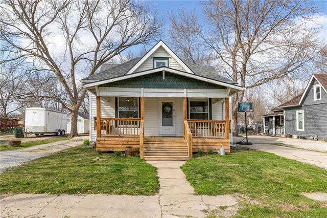 413 E 4th Street Property Photo - Wellsville, KS real estate listing