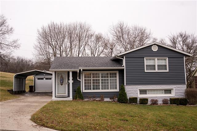 1219 Mound Drive Property Photo - Atchison, KS real estate listing