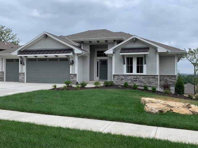 4524 Millridge Street Property Photo - Shawnee, KS real estate listing