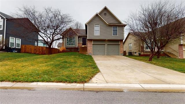 21608 W 52nd Terrace Property Photo - Shawnee, KS real estate listing