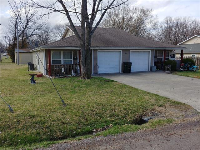 202 N Elm Street Property Photo - Holden, MO real estate listing