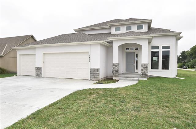 1407 NE 183rd Street Property Photo - Smithville, MO real estate listing