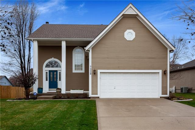 7328 W 156th Street Property Photo - Overland Park, KS real estate listing