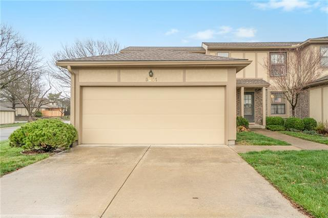 9601 Nieman Place Property Photo - Overland Park, KS real estate listing