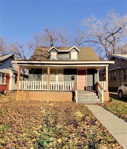 5419 Garfield Avenue Property Photo - Kansas City, MO real estate listing