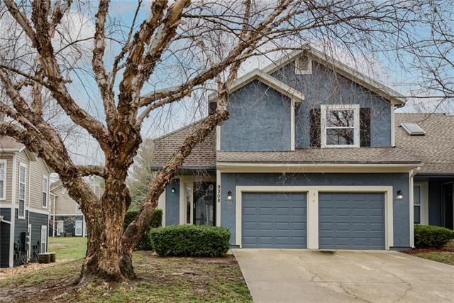 9306-9308 W 121 Terrace Property Photo - Overland Park, KS real estate listing