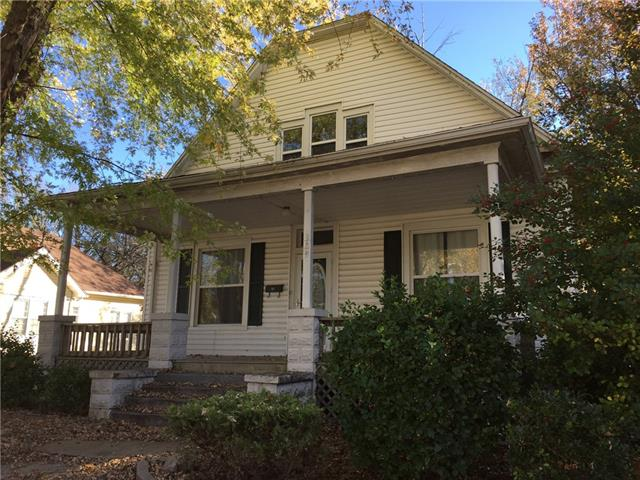 329 S Adams Street Property Photo - Nevada, MO real estate listing