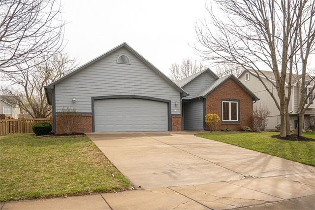 544 Bently Drive Property Photo - Lawrence, KS real estate listing