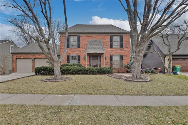8009 Hallet Street Property Photo - Lenexa, KS real estate listing