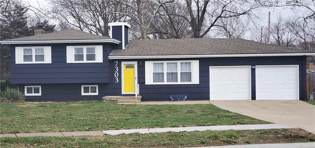 7303 Ballentine Street Property Photo - Shawnee, KS real estate listing
