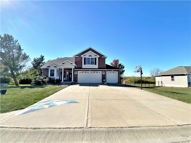 1105 Orchid Street Property Photo - Garden City, MO real estate listing