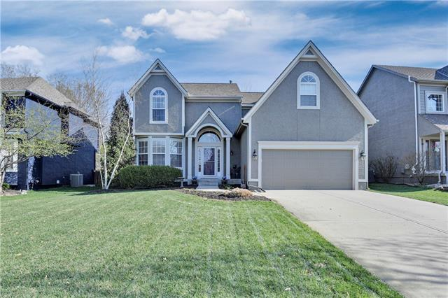 15957 W 159th Terrace Property Photo - Olathe, KS real estate listing