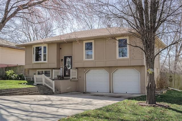 1705 Evergreen Street Property Photo - Leavenworth, KS real estate listing