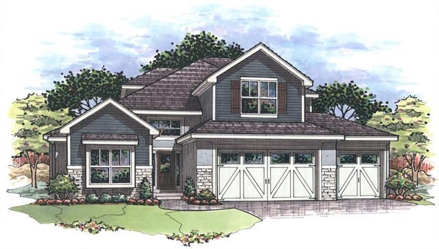 12814 W 172nd Terrace Property Photo - Overland Park, KS real estate listing
