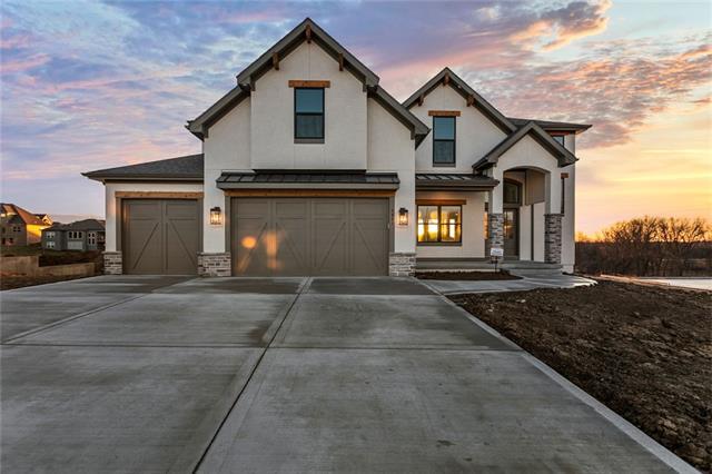11416 Bluestem (Lot 19) Drive Property Photo - Kearney, MO real estate listing