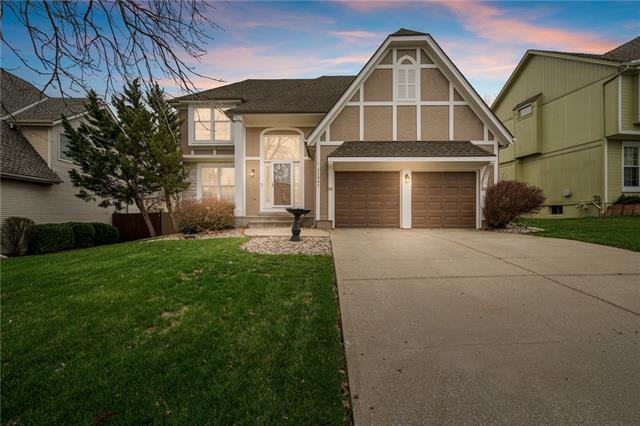 11947 S Rene Street Property Photo - Olathe, KS real estate listing
